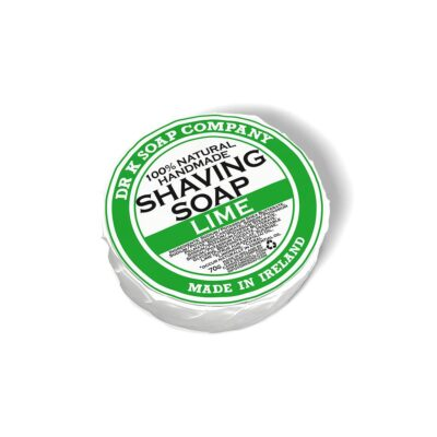 Sapun de ras Dr. K Lime Shaving Soap 70 gr