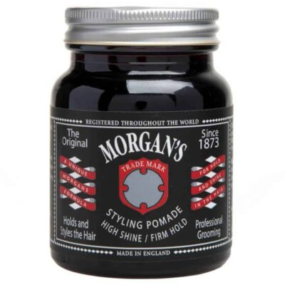 Pomada Morgan's Pomade Firm Hold High Shine