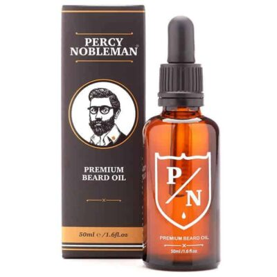 Ulei de barba Percy Nobleman Premium Oil 50 ml