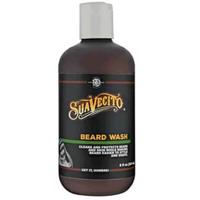 Sampon de barba SUAVECITO 247 ml