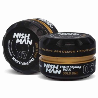 Ceara de par Nishman Hair Styling Wax 07 Gold One 150 ml