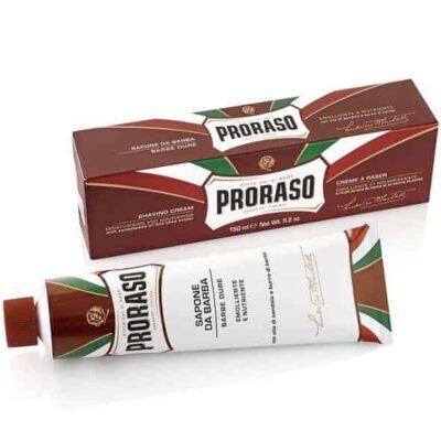 Crema de ras Proraso Sandalwood & Shea Butter Nourish Shaving Cream 150 ml