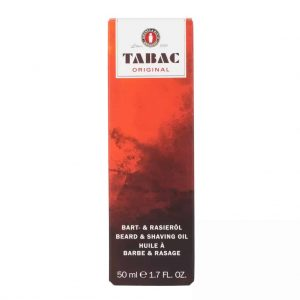 Ulei de barba si ras tabac original 50 ml